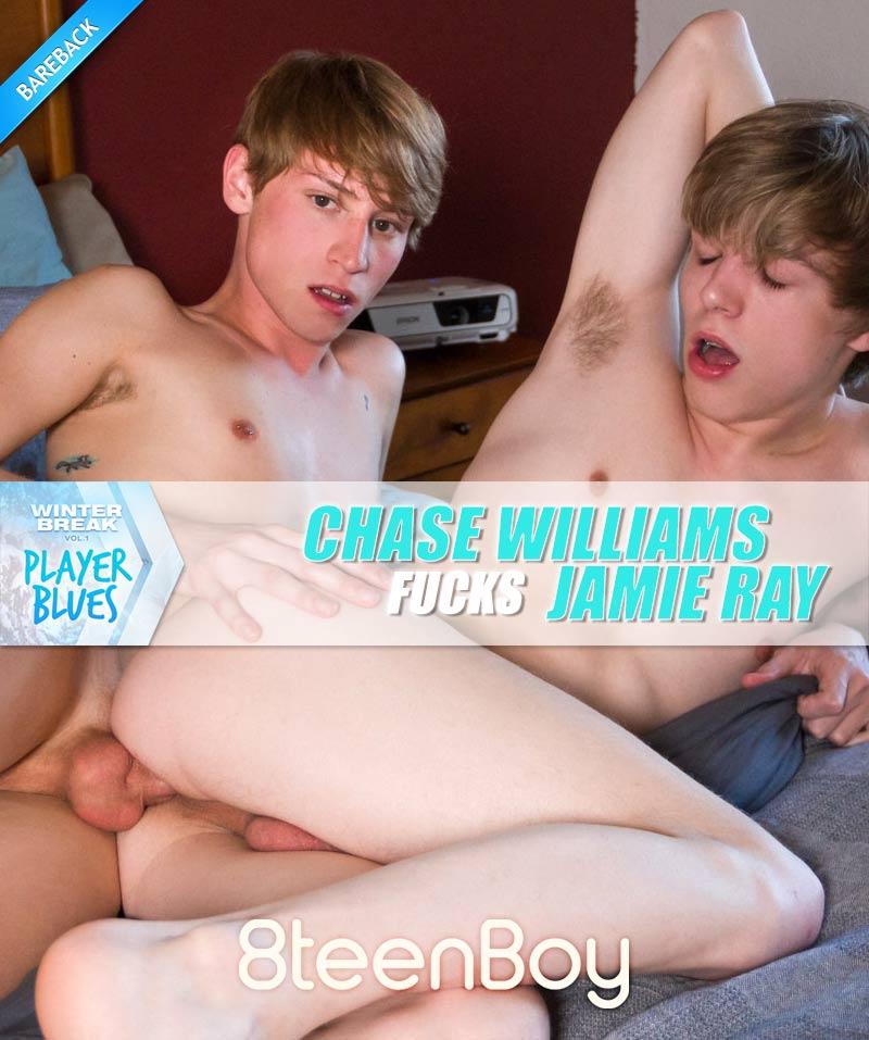 Winter Break: Player Blues (Chase Williams Fucks Jamie Ray) at 8teenBoy.com