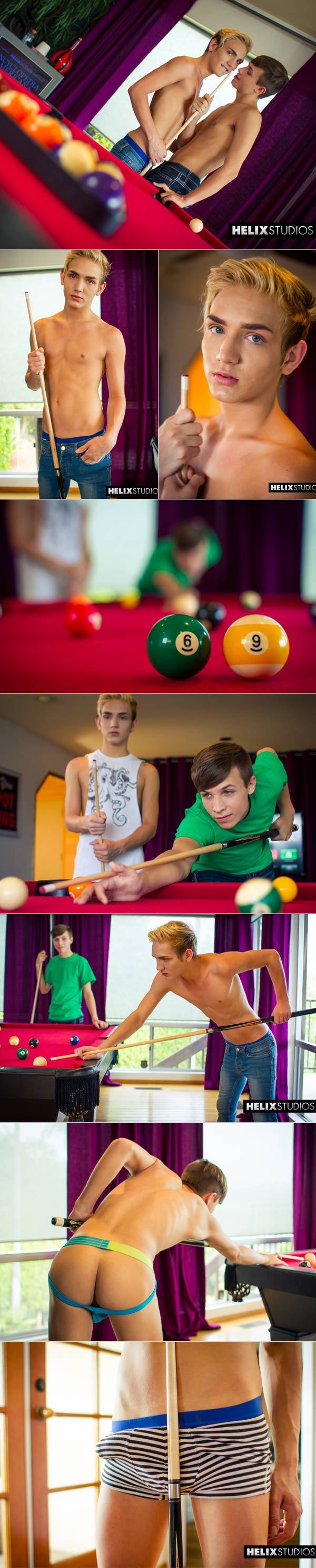 Strip Pool (Dylan Hall & Jacob Dixon) at HelixStudios