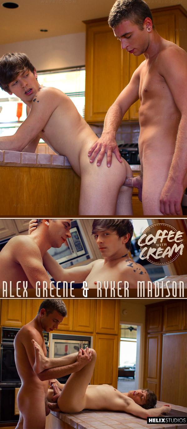 Coffee With Cream (Alex Greene & Ryker Madison) at HelixStudios