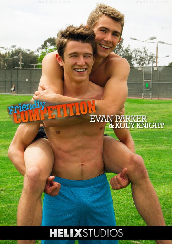 Friendly Competition (Evan Parker & Kody Knight) (Flip-Flop) at HelixStudios