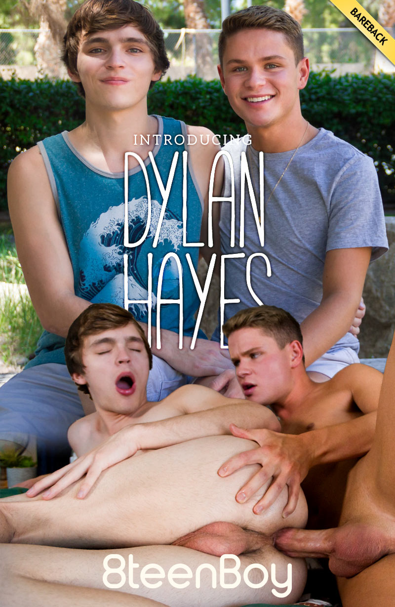 Introducing Dylan Hayes (with Tristan Adler) (Bareback) at 8teenBoy.com