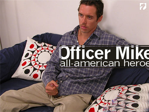 Officer Mike at All-AmericanHeroes