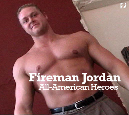 Fireman Jordan at All-AmericanHeroes