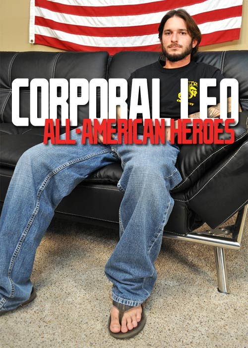 Corporal Leo at All-AmericanHeroes