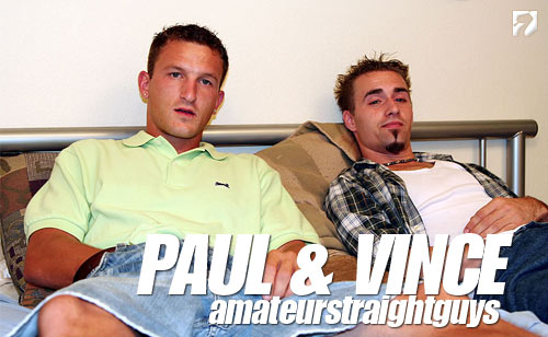 Paul & Vince at Amateur Straight Guys