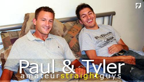 Paul & Tyler at Amateur Straight Guys