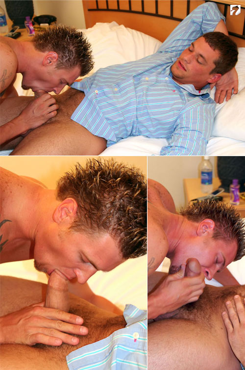 Marcus & Axeat Amateur Straight Guys