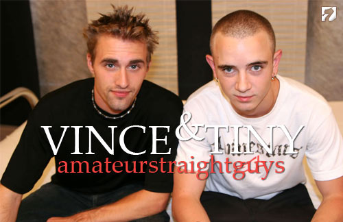 Vince & Tiny at Amateur Straight Guys