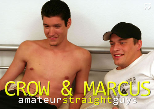 Crow & Marcus at Amateur Straight Guys
