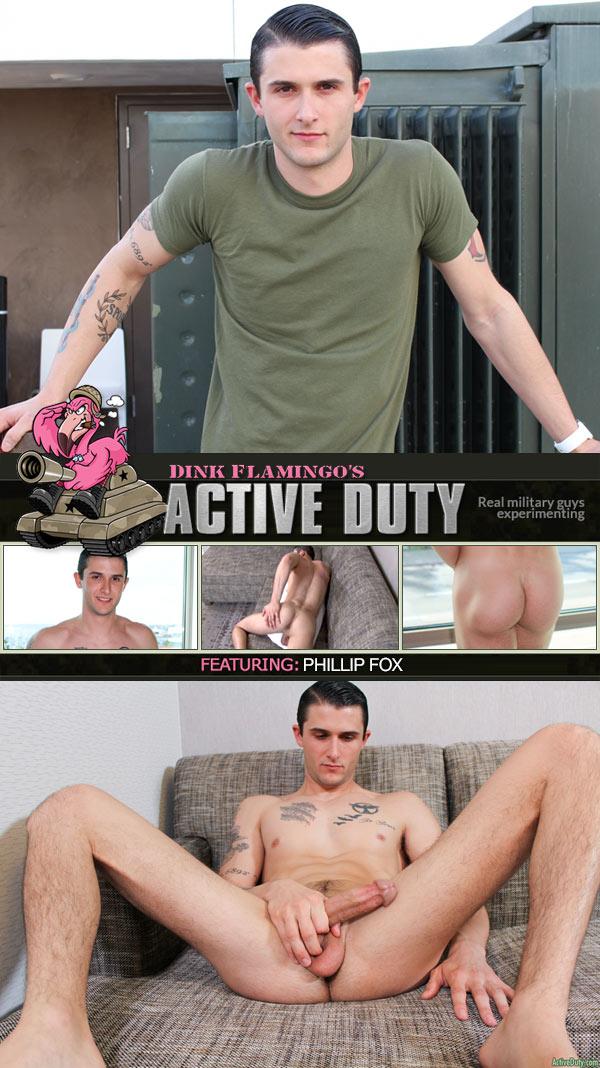 Phillip Fox (New Recruit) at ActiveDuty