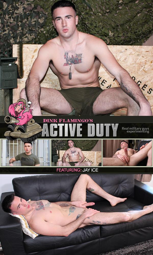 Jay Ice at ActiveDuty