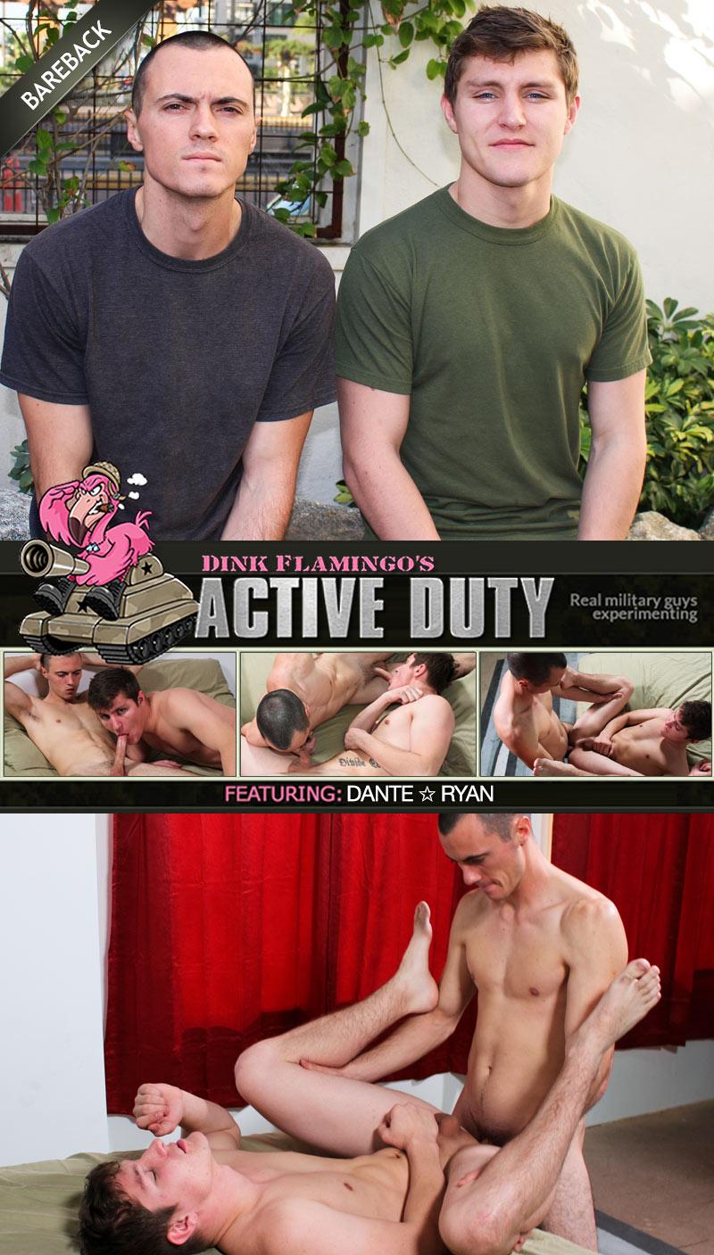 Dante & Ryan (Bareback) at ActiveDuty