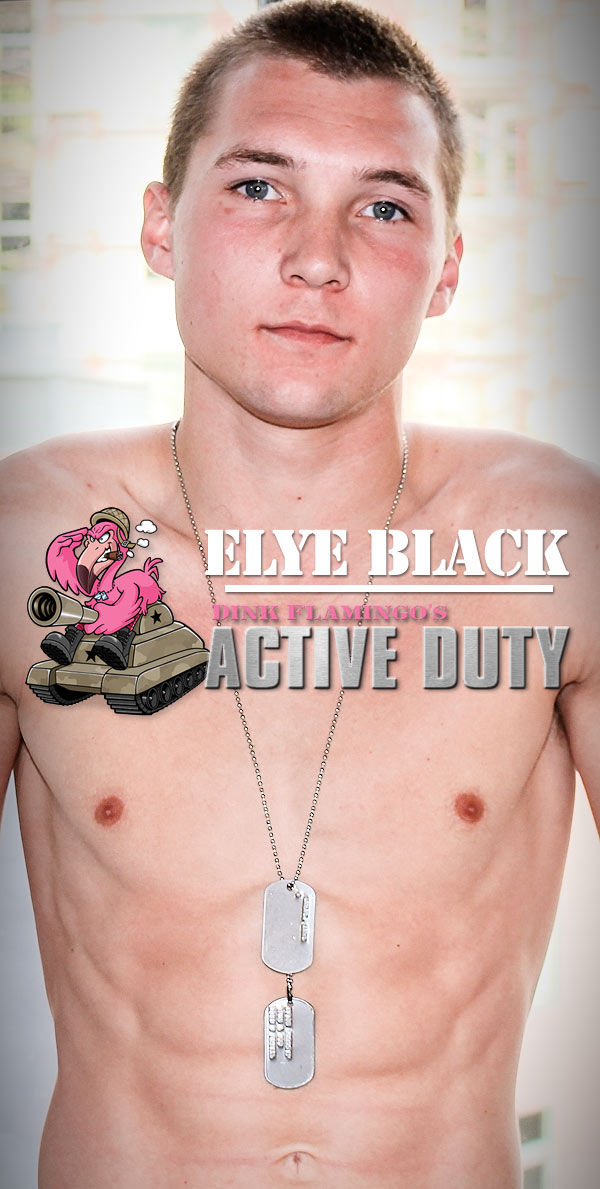 Elye Black at ActiveDuty