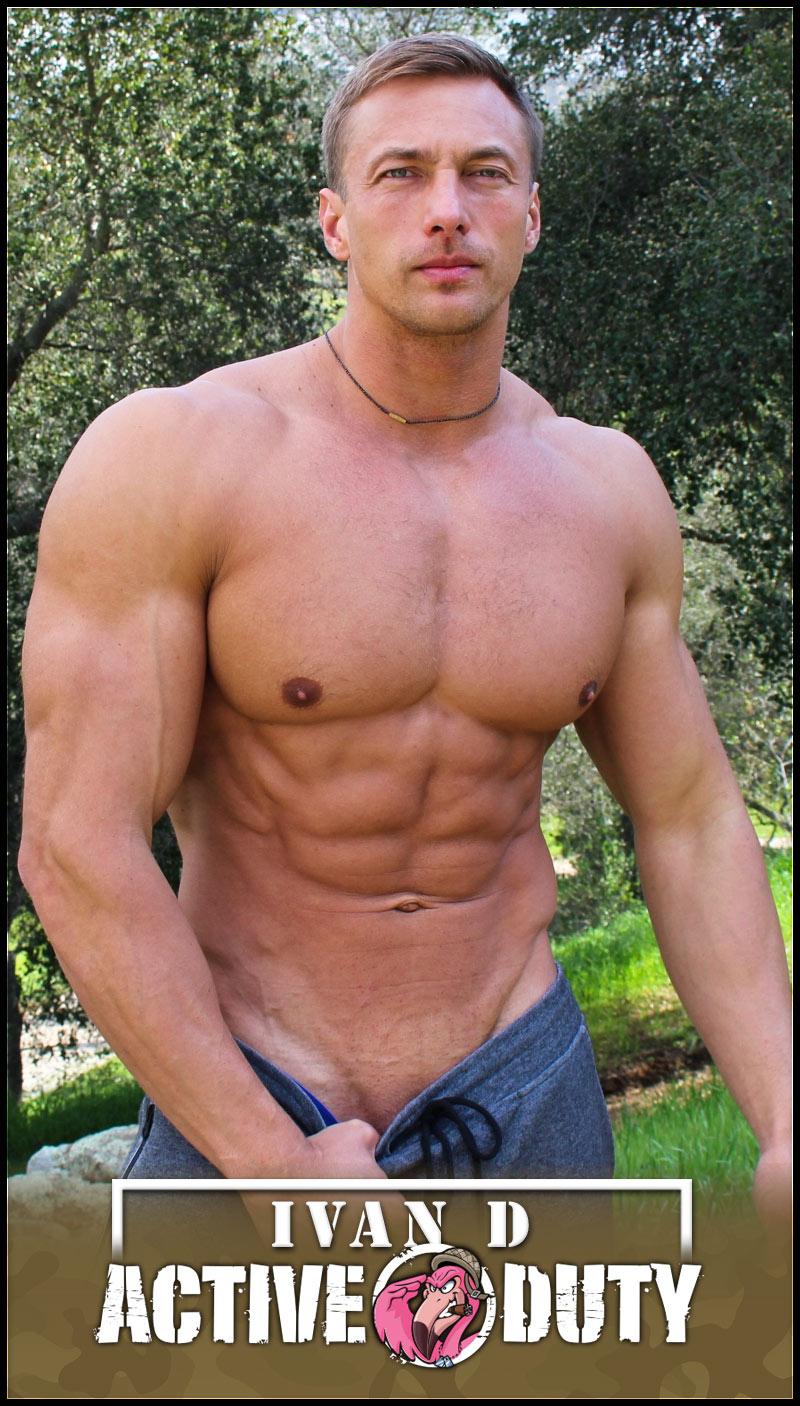 Active Gay Porn active duty: ivan d - waybig