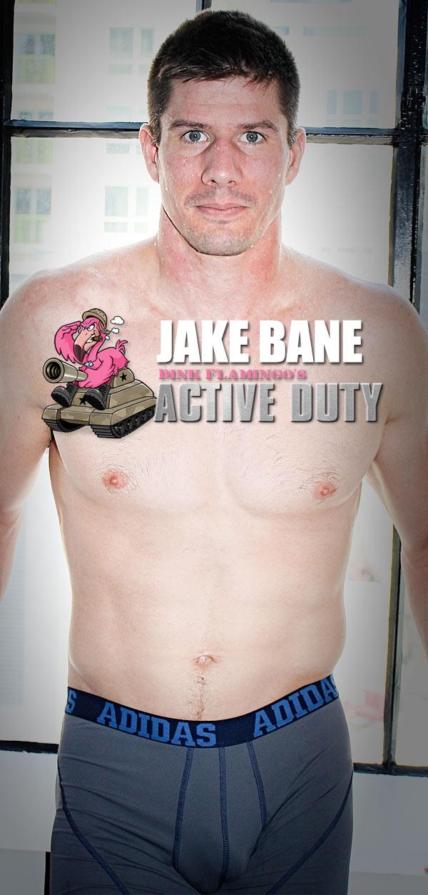 Jake Bane (New Recruit) at ActiveDuty