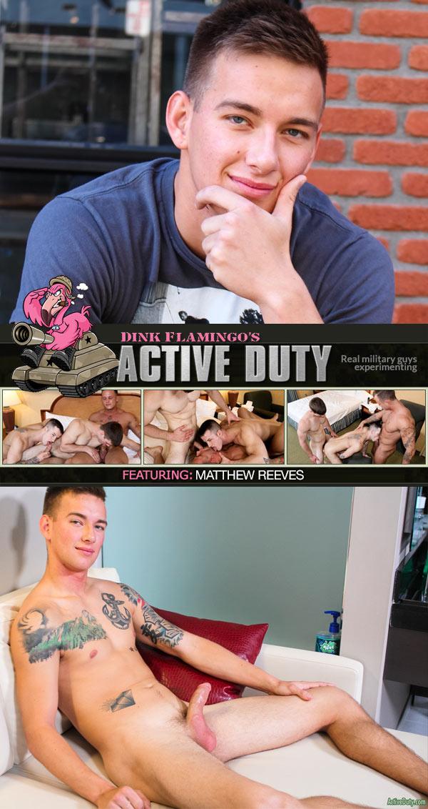 Matthew Reeves at ActiveDuty