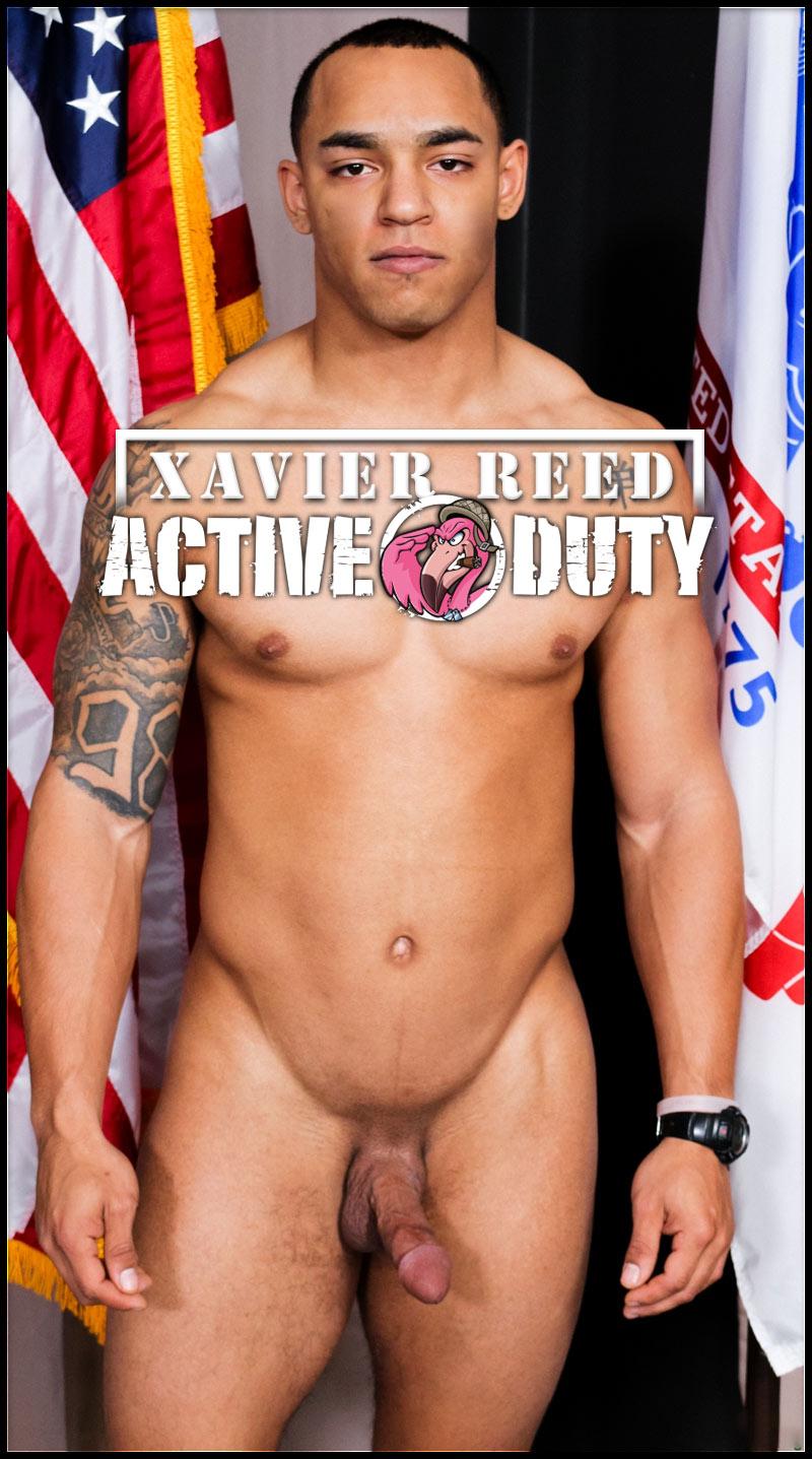 Xavier Reed at ActiveDuty