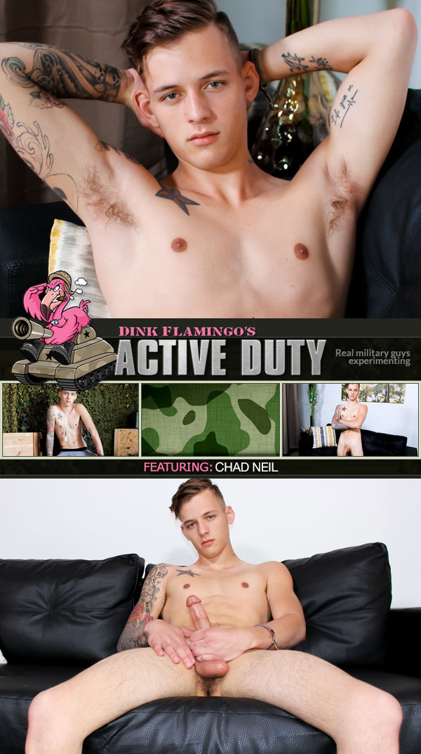 Chad Neil (New Recruit) at ActiveDuty