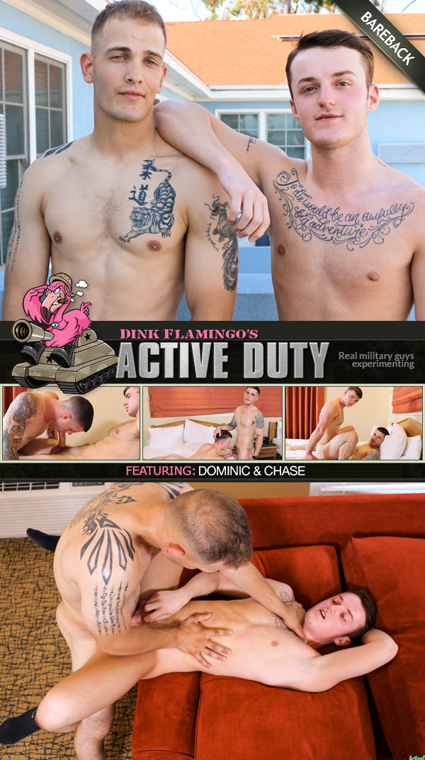 Dominic & Chase at ActiveDuty