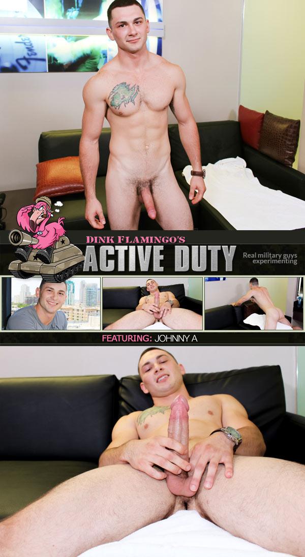 Johnny A at ActiveDuty