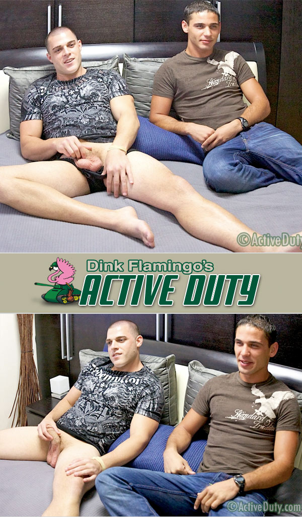 Thomas & Bric at ActiveDuty