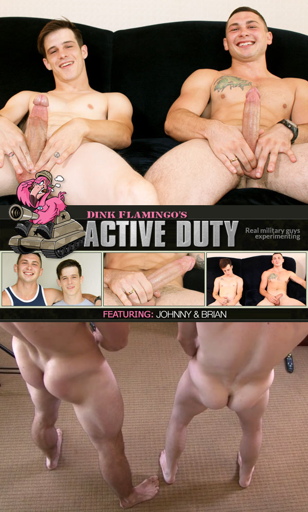 Johnny & Brian at ActiveDuty