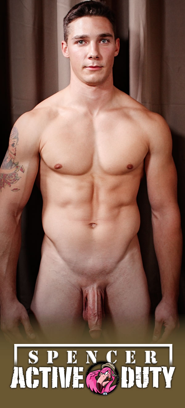Spencer Laval (New Recruit) at ActiveDuty