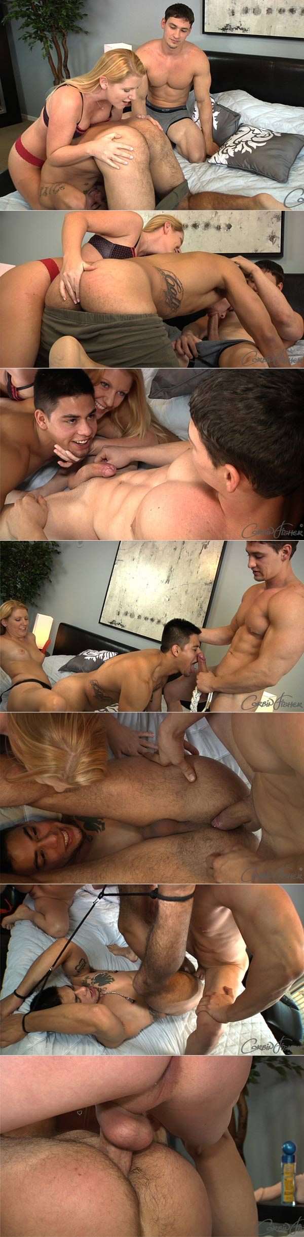 Ashley & Cain (Dominate Marc) at AmateurCollegeSex