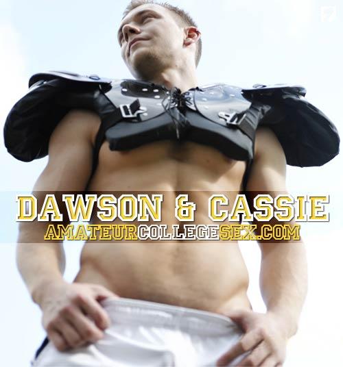 Dawson & Cassie Rematched at AmateurCollegeSex