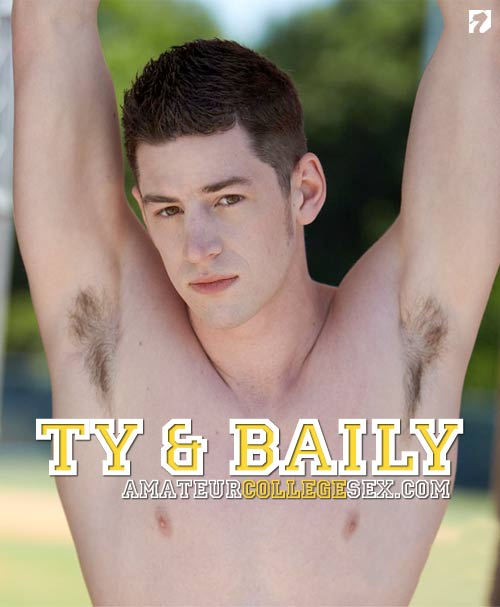 Ty & Baily at AmateurCollegeSex