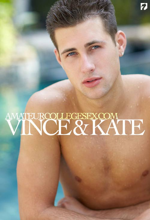 Vince & Kate at AmateurCollegeSex