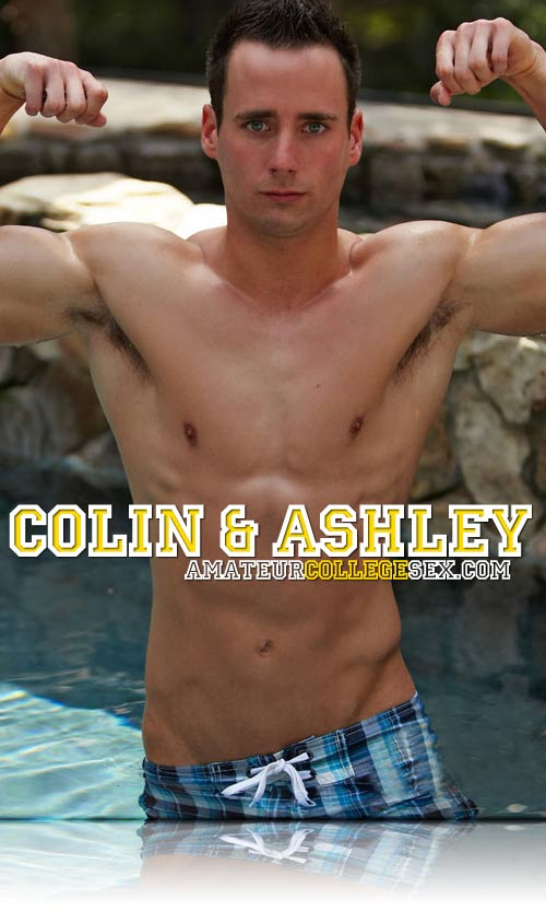 Colin & Ashley at AmateurCollegeSex