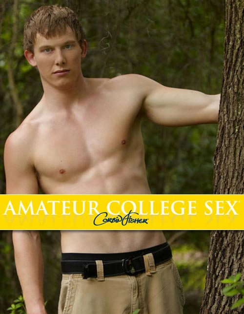 Griff & Cassie at AmateurCollegeSex