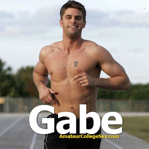Gabe at AmateurCollegeSex