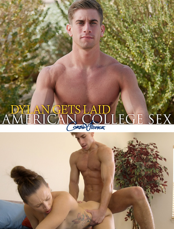 Dylan Gets Laid at American College Sex
