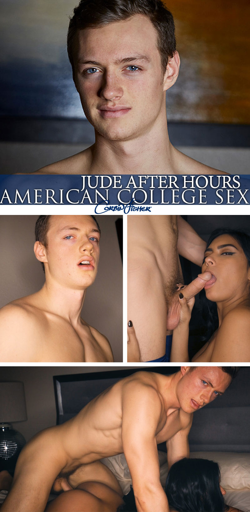 Jude After Hours at AmateurCollegeSex