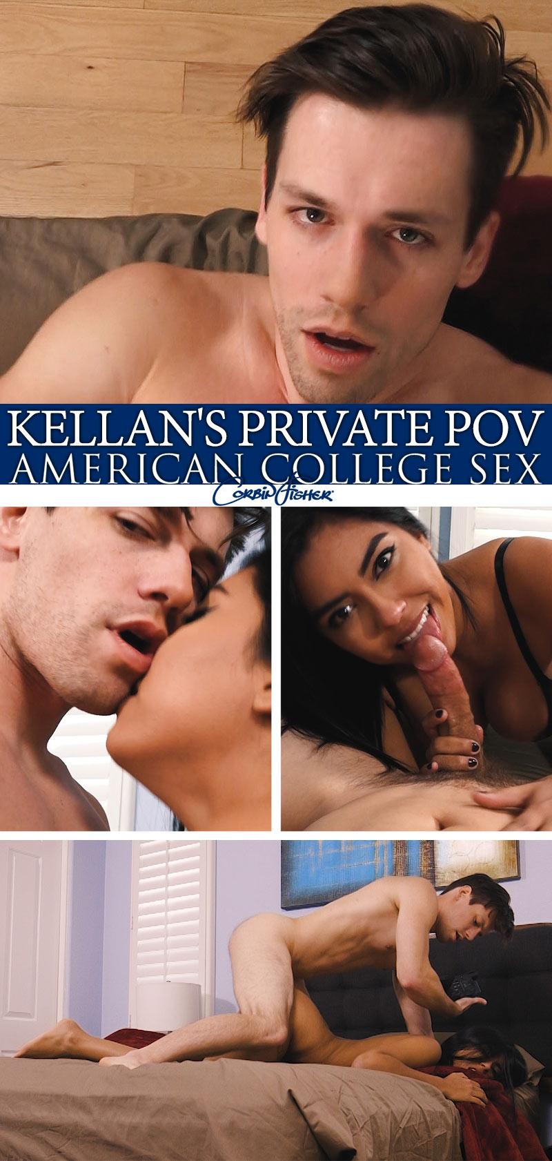 Kellan's Private POV at AmateurCollegeSex