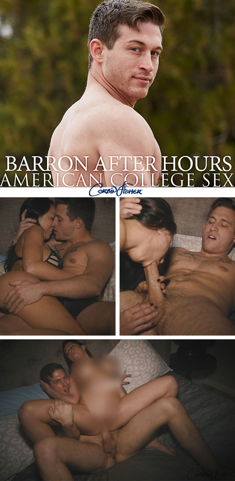 Barron After Hours at AmateurCollegeSex