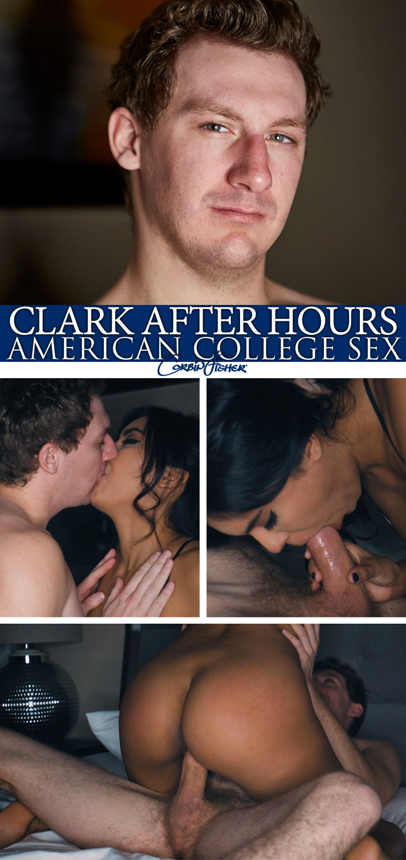 Clark After Hours at AmateurCollegeSex