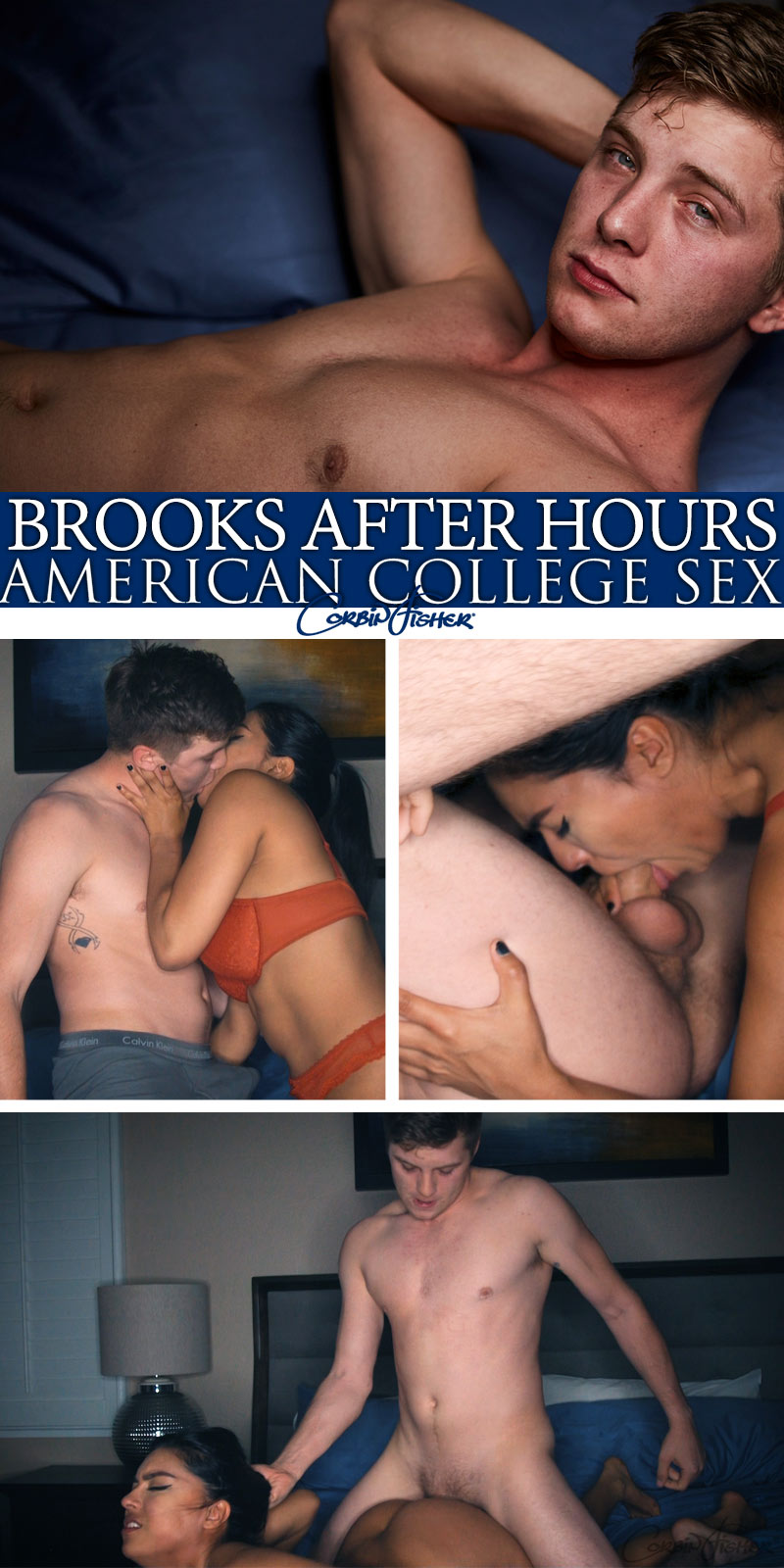 Brooks After Hours at AmateurCollegeSex