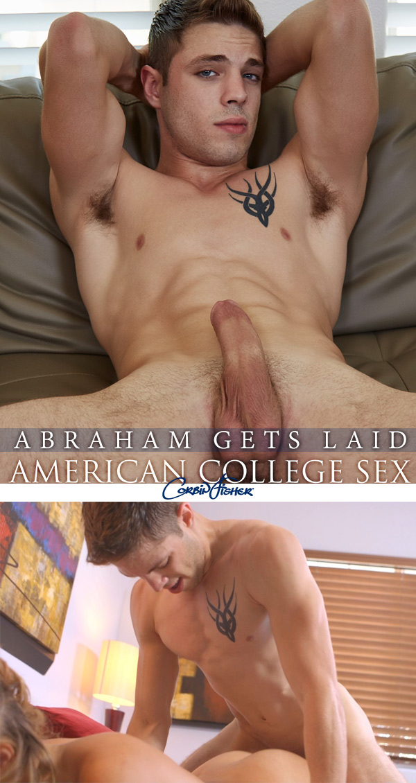 Abraham Gets Laid at AmateurCollegeSex