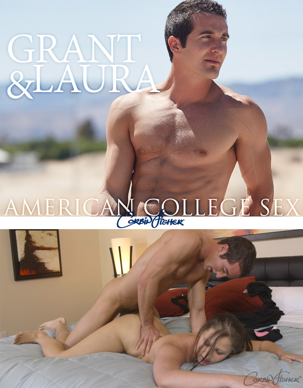 Grant Fucks Laura at AmateurCollegeSex