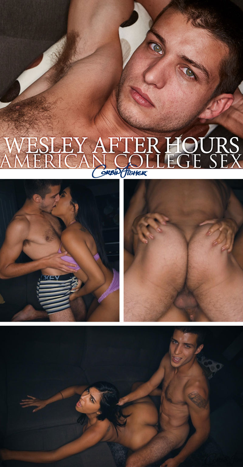 Wesley After Hours at AmateurCollegeSex