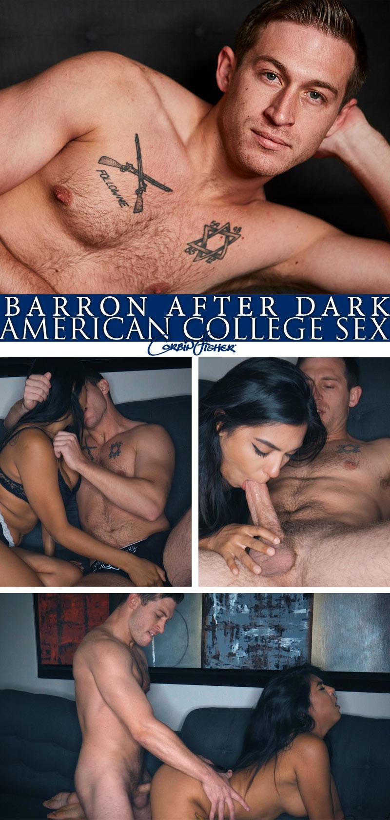 Barron After Dark at AmateurCollegeSex