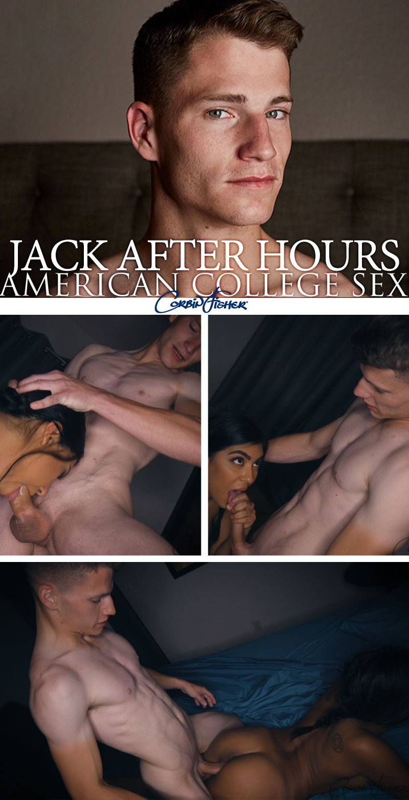 Jack After Hours at AmateurCollegeSex