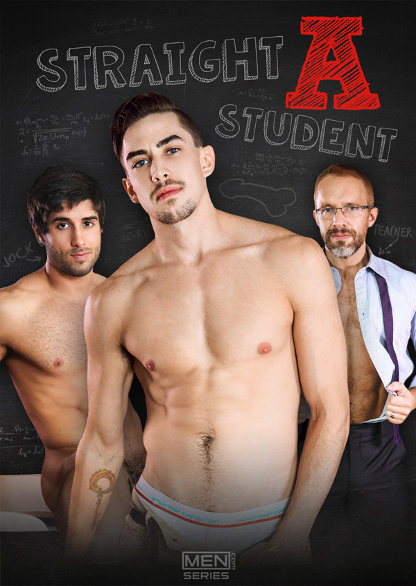 Straight-A Student (Diego Sans Fucks Jack Hunter) (Part 1) at BigDicksAtSchool