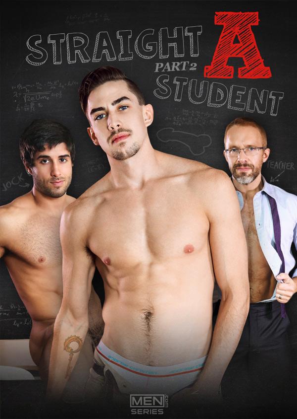 Straight-A Student (Rafael Alencar Fucks Jack Hunter) (Part 2) at BigDicksAtSchool