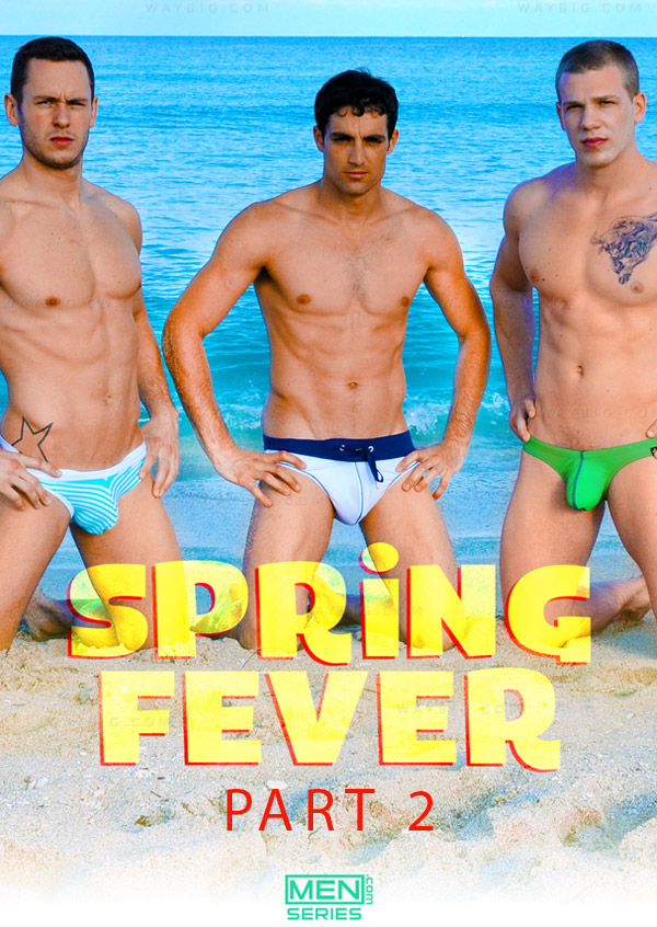 Spring Fever (Asher Hawk, Jack King & Johnny Forza) (Part 2) at BigDicksAtSchool