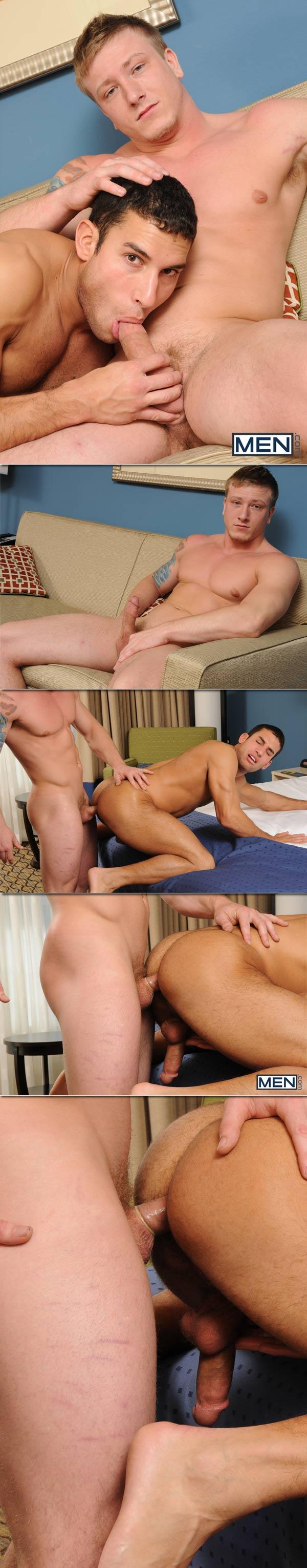 School Trip (Ricky Decker & Tom Faulk) at BigDicksAtSchool