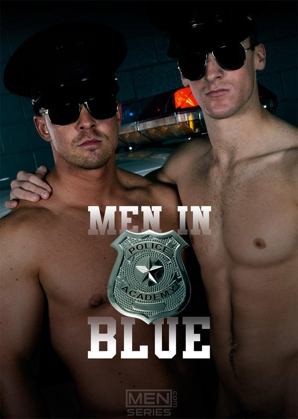 Men In Blue (Andrew Stark & Connor Kline) at BigDicksAtSchool